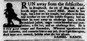 Sep 13 1770 - Virginia Gazette Purdie & Dixon Slavery 9