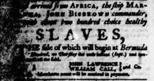 Sep 20 1770 - Virginia Gazette Purdie & Dixon Slavery 4