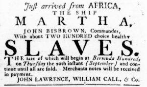 Sep 20 1770 - Virginia Gazette Rind Slavery 4
