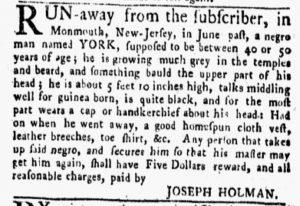 Sep 24 1770 - New-York Gazette and Weekly Mercury Slavery 6