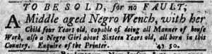 Sep 27 1770 - New-York Journal Slavery 1