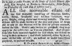 Sep 27 1770 - New-York Journal Slavery 2