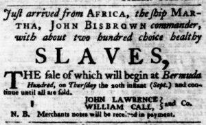 Sep 6 1770 - Virginia Gazette Purdie & Dixon Slavery 4