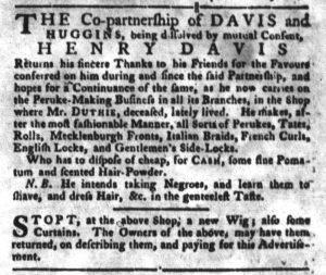 Apr 10 - 4:10:1770 South-Carolina Gazette and Country Journal