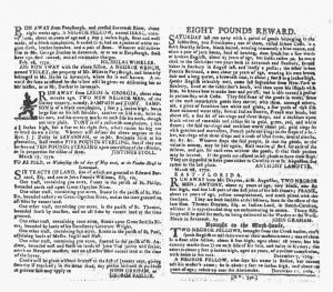 Apr 11 - 4:11:1770 Georgia Gazette