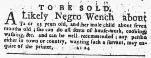 Apr 12 1770 - New-York Journal Slavery 2