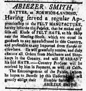 Apr 20 - 4:20:1770 New-London Gazette