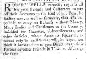 Apr 27 - 4:27:1770 South-Carolina and American General Gazette
