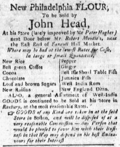 Apr 30 - 4:30:1770 Boston Evening-Post Supplement