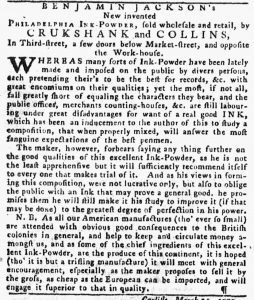Apr 5 - 4:5:1770 Pennsylvania Gazette