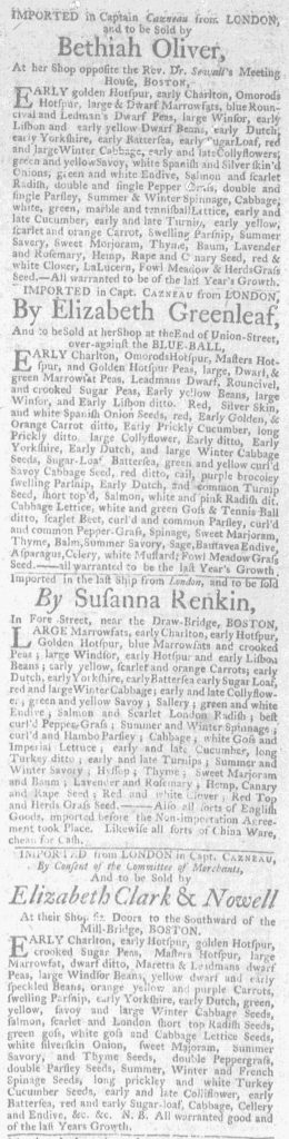 Apr 6 - 4:6:1770 Massachusetts Gazette and Boston Weekly News-Letter