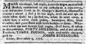 Dec 10 1770 - Pennsylvania Chronicle Slavery 2