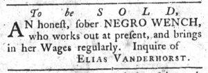 Dec 13 1770 - South-Carolina Gazette Slavery 12