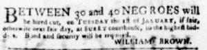 Dec 13 1770 - Virginia Gazette Purdie & Dixon Slavery 4