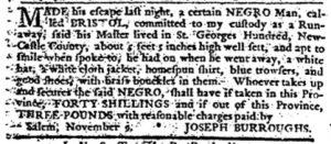 Dec 20 1770 - Pennsylvania Journal Slavery 2
