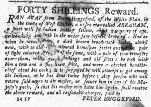Dec 6 1770 - New-York Journal Slavery 2