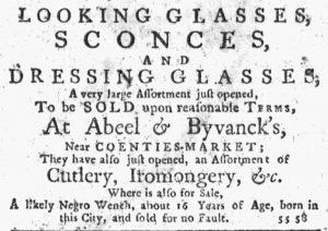 Dec 6 1770 - New-York Journal Slavery 3