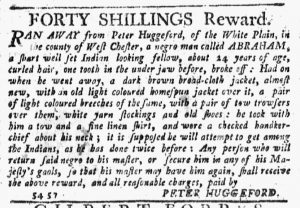 Nov 22 1770 - New-York Journal Slavery 5