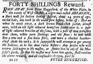 Nov 29 1770 - New-York Journal Slavery 4