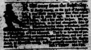 Nov 8 1770 - Virginia Gazette Purdie & Dixon Slavery 13