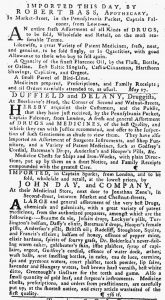 May 24 - 5:24:1770 Pennsylvania Gazette