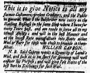 May 25 - 5:25:1770 New-London Gazette