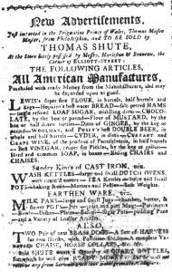 May 4 - 5:4:1770 South-Carolina Gazette