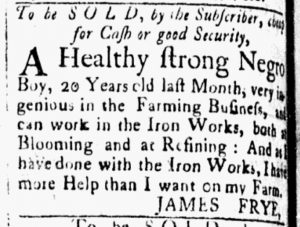 May 8 - 5:8:1770 Essex Gazette