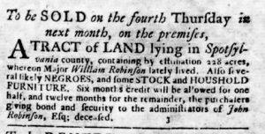 Aug 23 1770 - Virginia Gazette Rind Slavery 3
