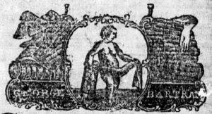 Jun 18 - 6:18:1770 Bartram Detail Pennsylvania Chronicle