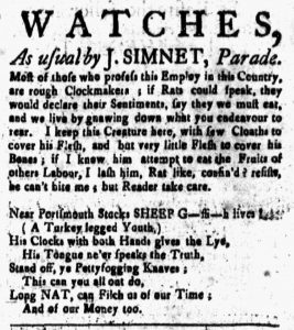 Jun 22 - 6:22:1770 New-Hampshire Gazette