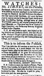 Jun 8 - 7:8:1770 New-Hampshire Gazette