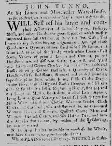 Jul 11 - 7:11:1770 South-Carolina and American General Gazette