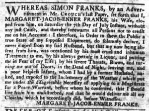 Jul 12 - 7:12:1770 South-Carolina Gazette