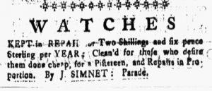 Jul 13 - 7:13:1770 New-Hampshire Gazette