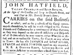 Jul 25 - 7:25:1770 South-Carolina and American General Gazette