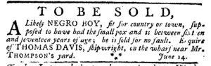 Jul 5 - Pennsylvania Journal Slavery 8