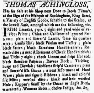 Jul 6 - 7:6:1770 New-Hampshire Gazette