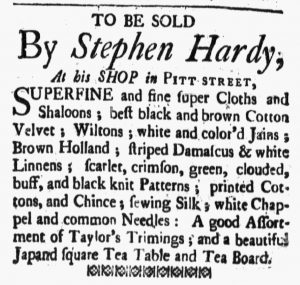 Aug 3 - 8:3:1770 New-Hampshire Gazette