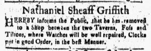 Aug 31 - 8:31:1770 New-Hampshire Gazette