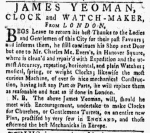 Sep 5 - 9:3:1770 New-York Gazette and Weekly Mercury